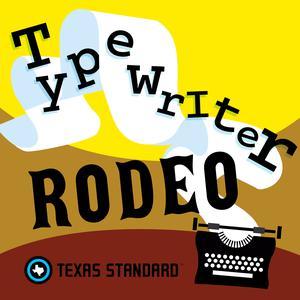 Texas Standard » Typewriter Rodeo