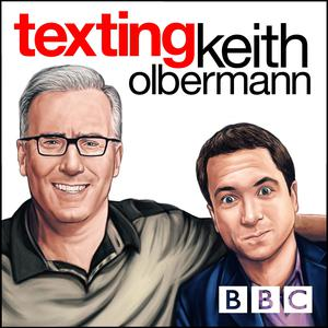 Texting Keith Olbermann