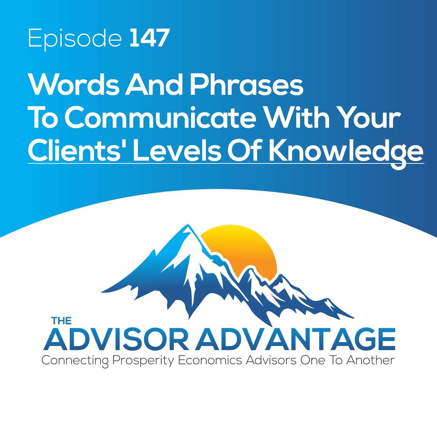 The Advisor Advantage (podcast) - Kim Butler and Tammi