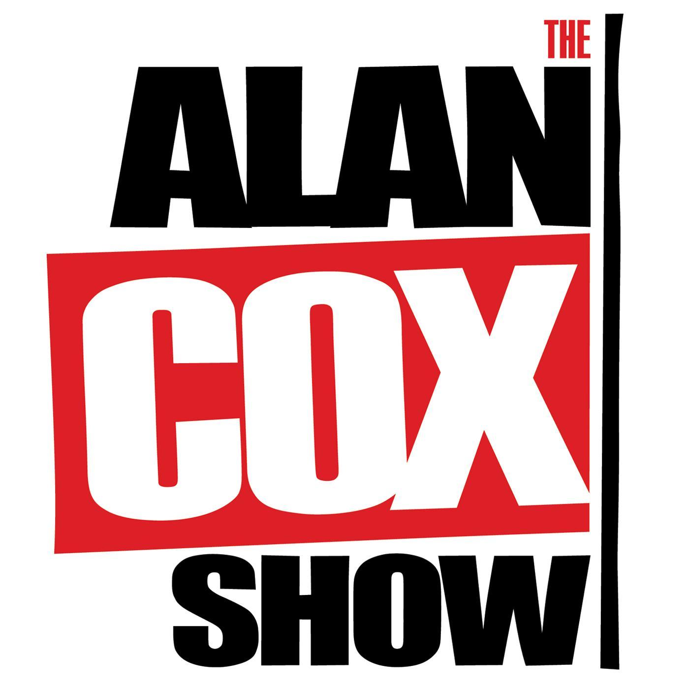 The Alan Cox Show (podcast) - Alan Cox, Bill Squire, Mary Santora