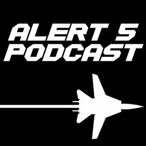 Best Aviation Podcasts (2019): The Alert 5 Podcast