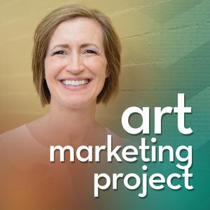 Best Visual Arts Podcasts (2019): The Art Marketing Project Podcast