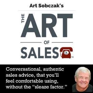 Best Marketing Podcasts (2019): The Art of Sales with Art Sobczak