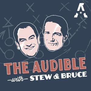 Die besten Football-Podcasts (2019): The Audible with Stew & Bruce