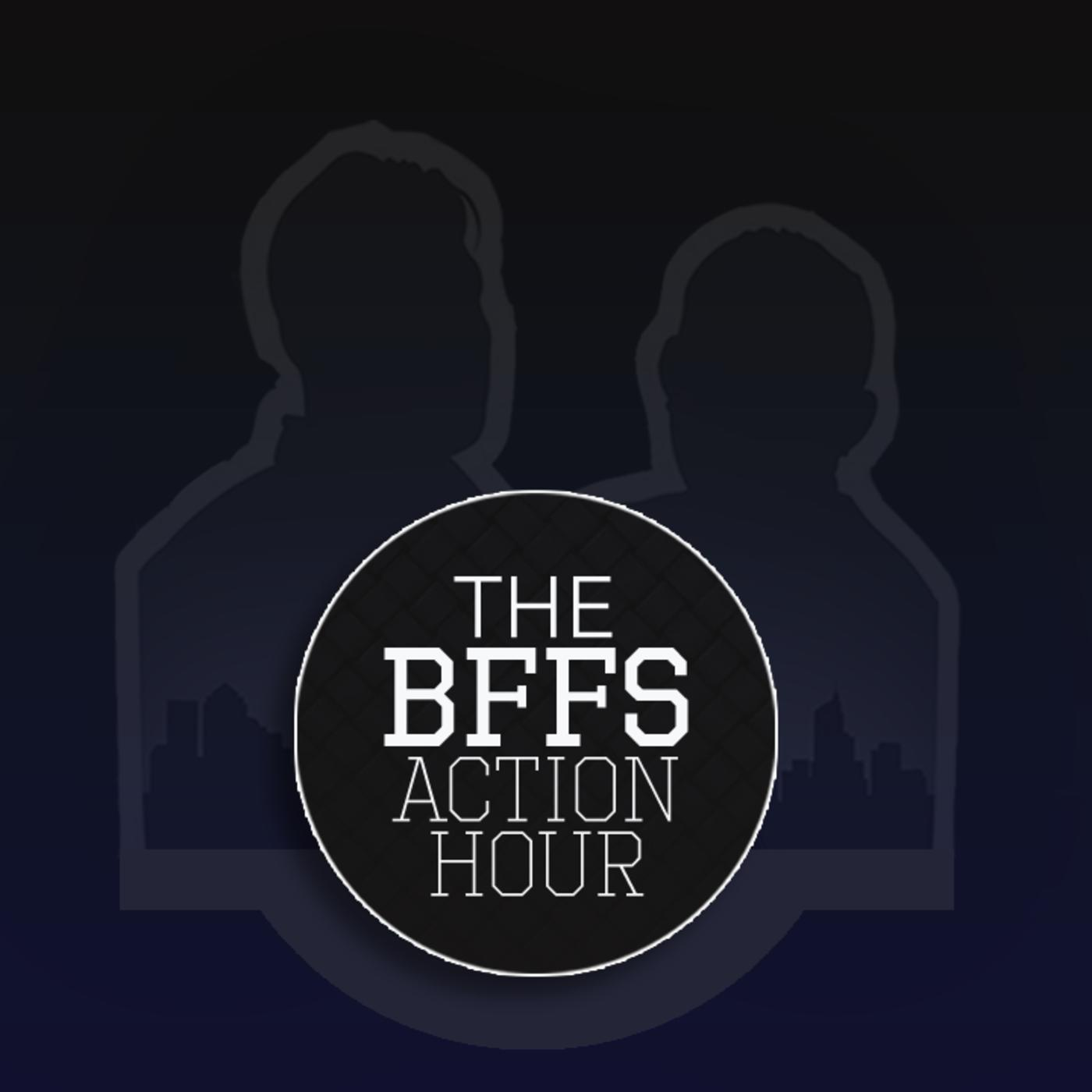 The BFF's (podcast) - FNTSY Sports Radio Network | Listen Notes