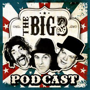 Meilleurs podcasts NBA (2019): The Big 3 Podcast