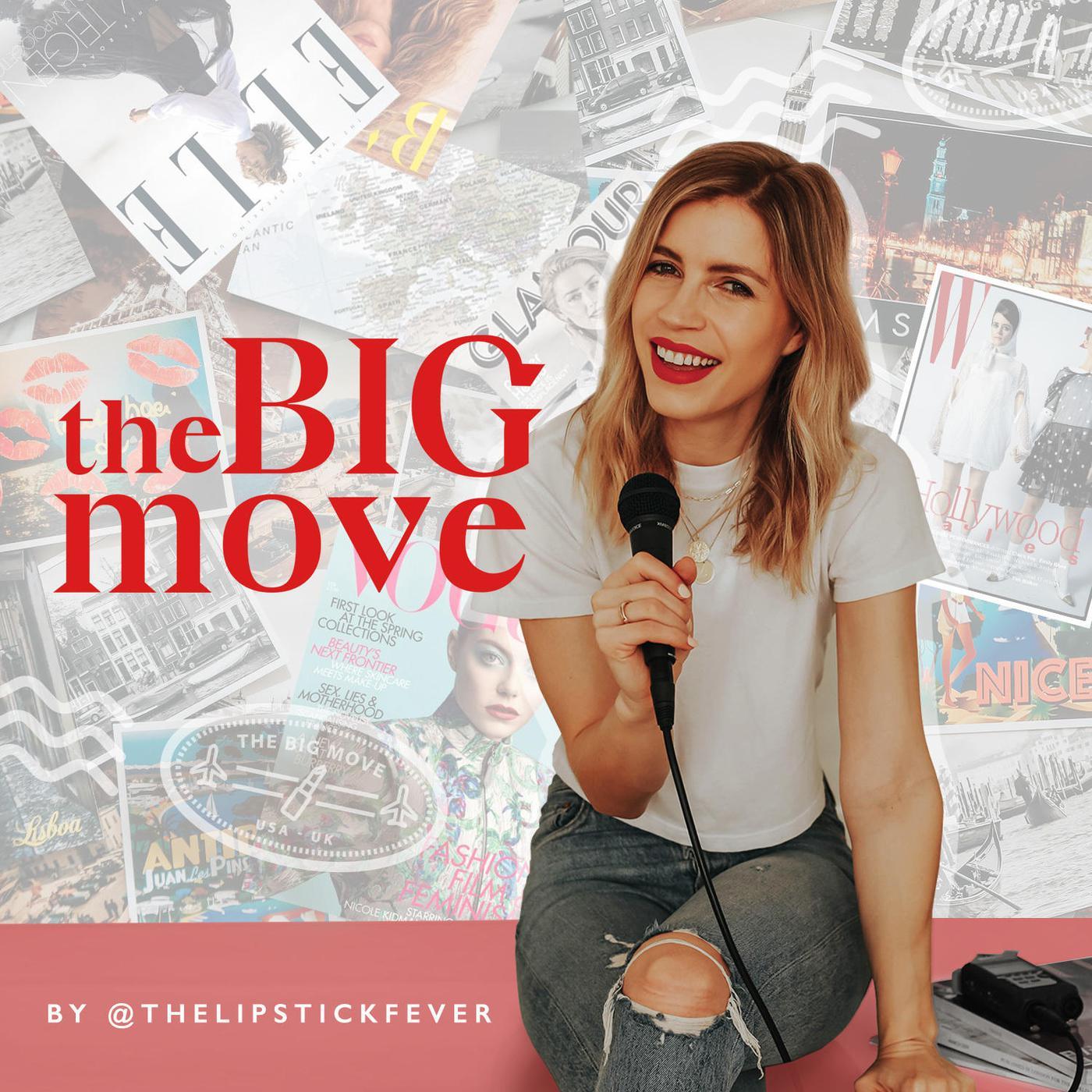 The Big Move (podcast) - Em Roberts | Listen Notes