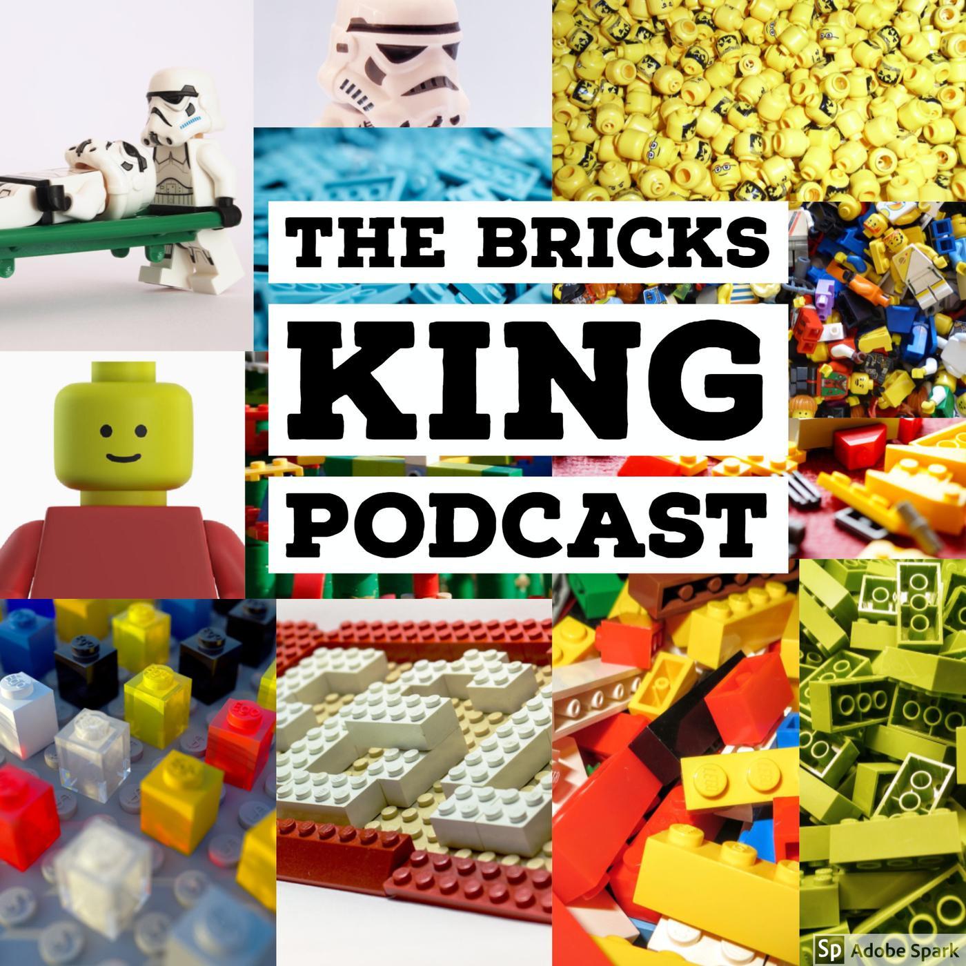 The Bricks King Podcast Lego Matt King Listen Notes