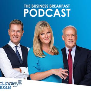 The Business Breakfast with Malcolm Taylor, Richard Dean & Brandy Scott
