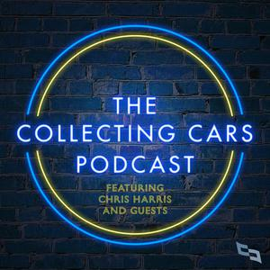 Best Games & Hobbies Podcasts (2019): The Collecting Cars Podcast with Chris Harris