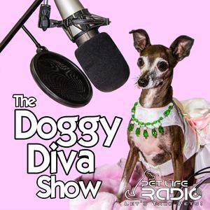 The Doggy Diva Show on Pet Life Radio (PetLifeRadio.com)
