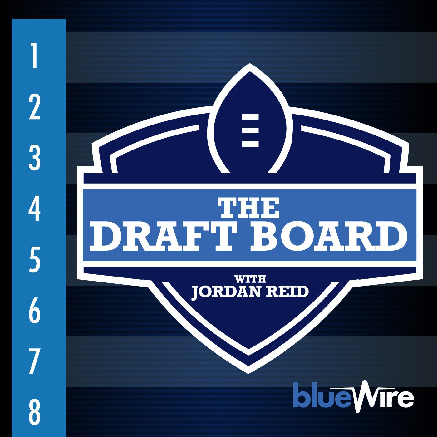 Top Foundations 2020.The Draft Board Podcast Blue Wire Listen Notes