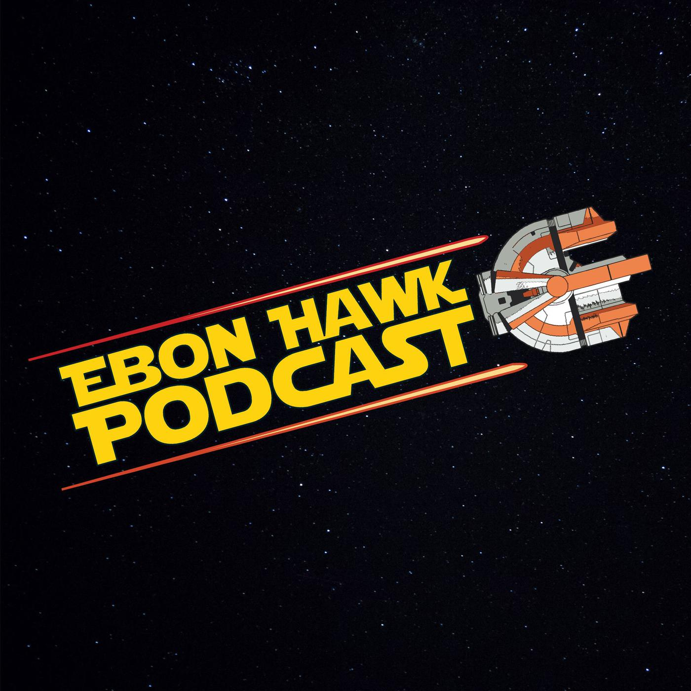 The Ebon Hawk Podcast The Ebon Hawk Listen Notes The fastest ship in the outer rim! the ebon hawk is remembered as the 'millennium falcon' of the expanded universe. the ebon hawk podcast the ebon hawk