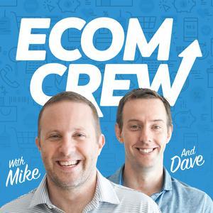 The EcomCrew Ecommerce Podcast