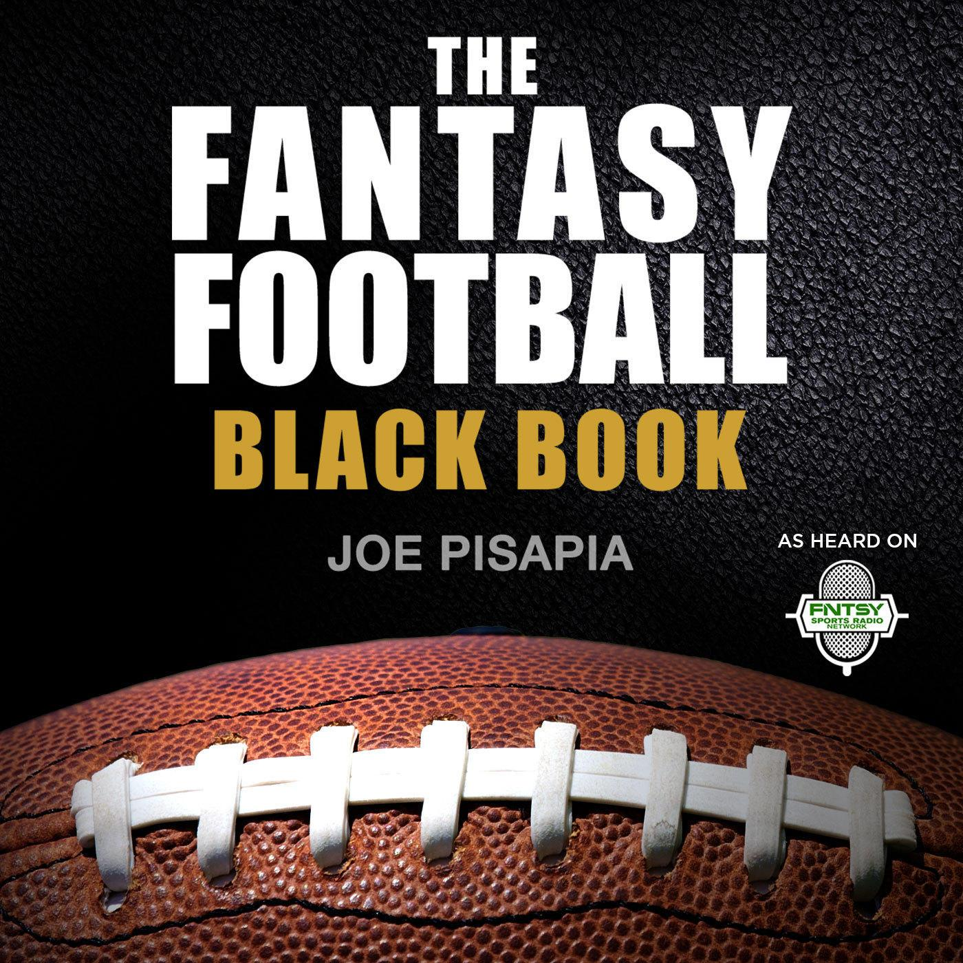 The Fantasy Black Book (podcast) - FNTSY Sports Radio Network