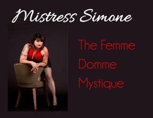 Best Personal Journals Podcasts (2019): The Femme Domme Mystique Podcast