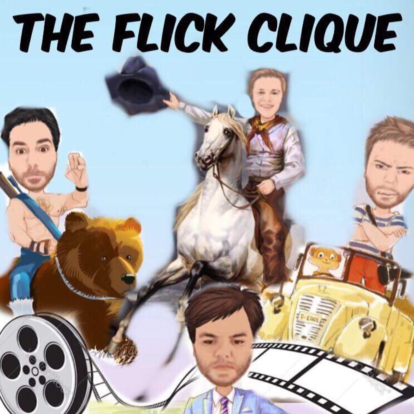 THE FLICK CLIQUE (podcast) - The Flick Clique | Listen Notes