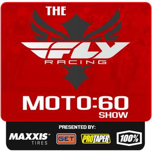 Best Professional Podcasts (2019): The Fly Racing Moto:60 Show