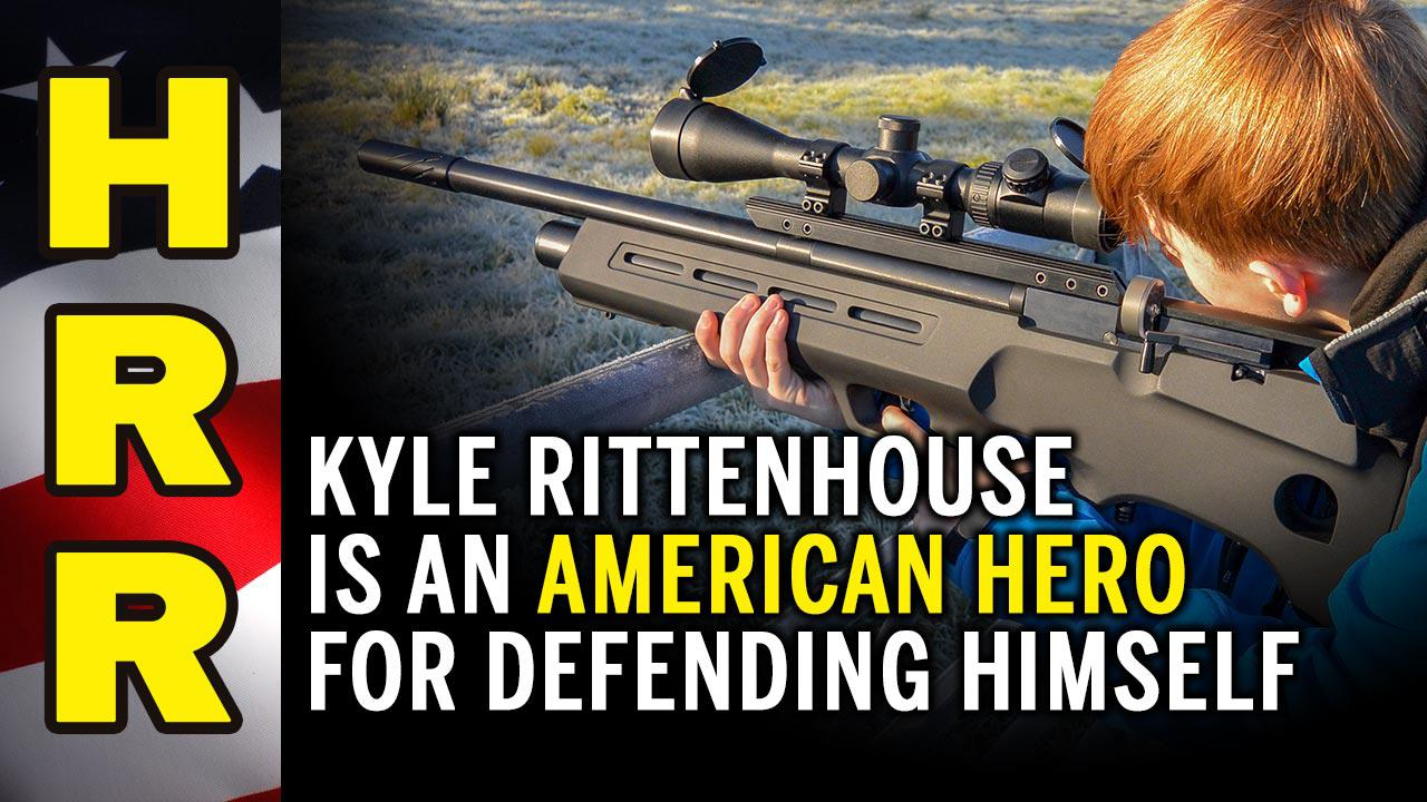 Kyle Rittenhouse Is An American Hero For Defending Himself Against Blm Thugs Listen Notes