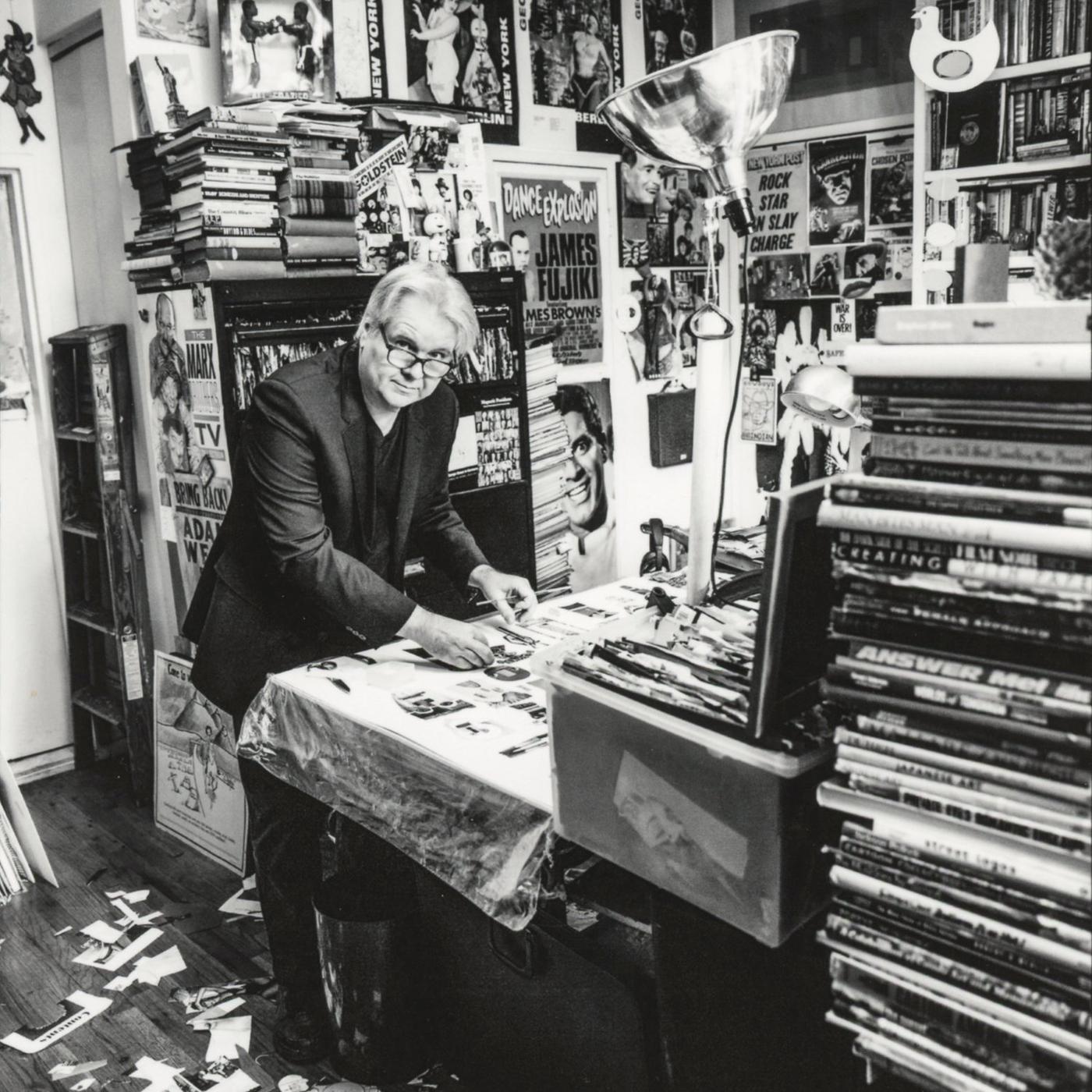 Stephen Kroninger - The Illustration Department Podcast
