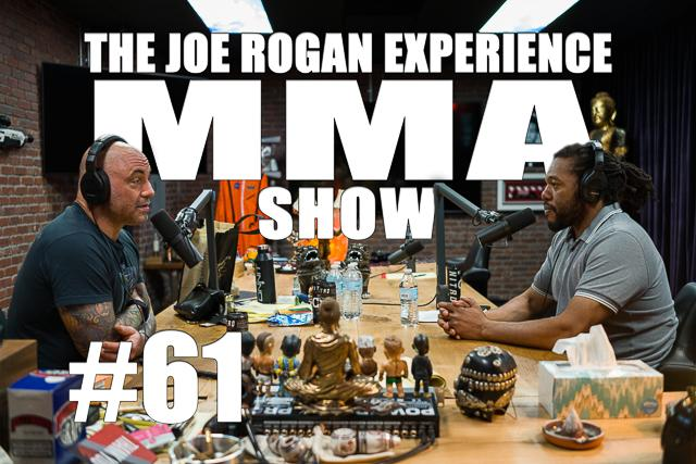 JRE MMA Show #61 with Herb Dean - The Joe Rogan Experience (podcast