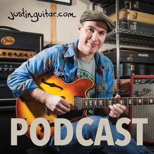 Best Training Podcasts (2019): The justinguitar.com Podcast