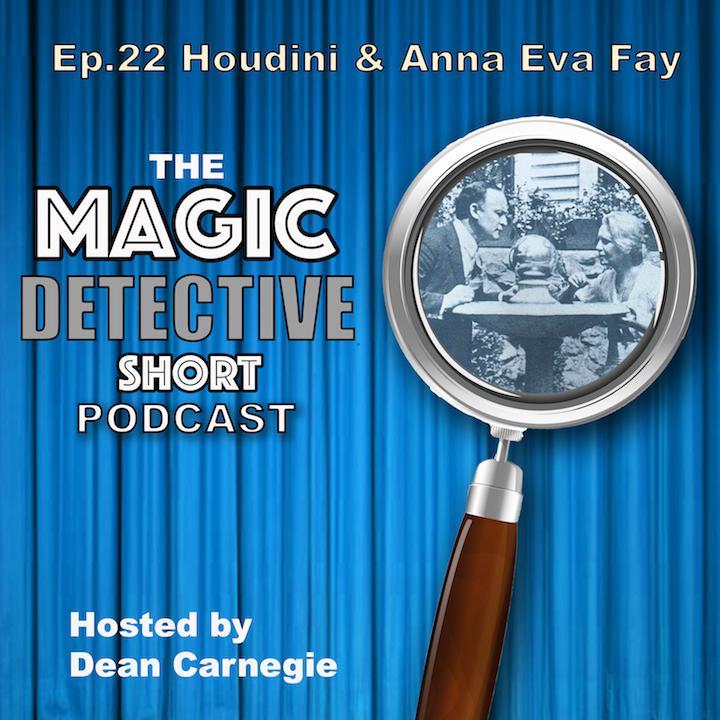 The Magic Detective Podcast - Dean Carnegie | Listen Notes