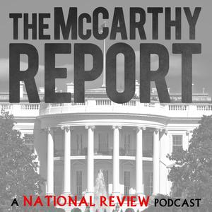 Best Politics Podcasts (2019): The McCarthy Report