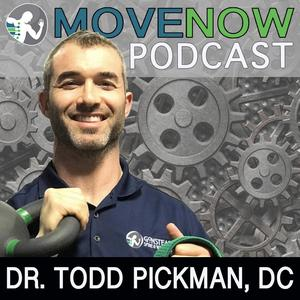 Ep # 69: MoveWell at Home - The MoveNow Chiropractor (podcast