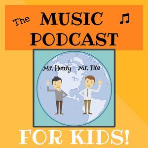 Die besten Bildung für Kids-Podcasts (2019): The Music Podcast for Kids!