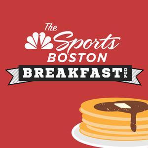 The NBC Sports Boston Breakfast Pod