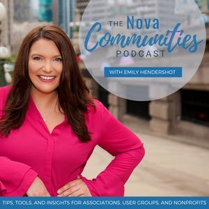 Best Non-Profit Podcasts (2019): The Nova Communities Podcast | Associations + Nonprofits