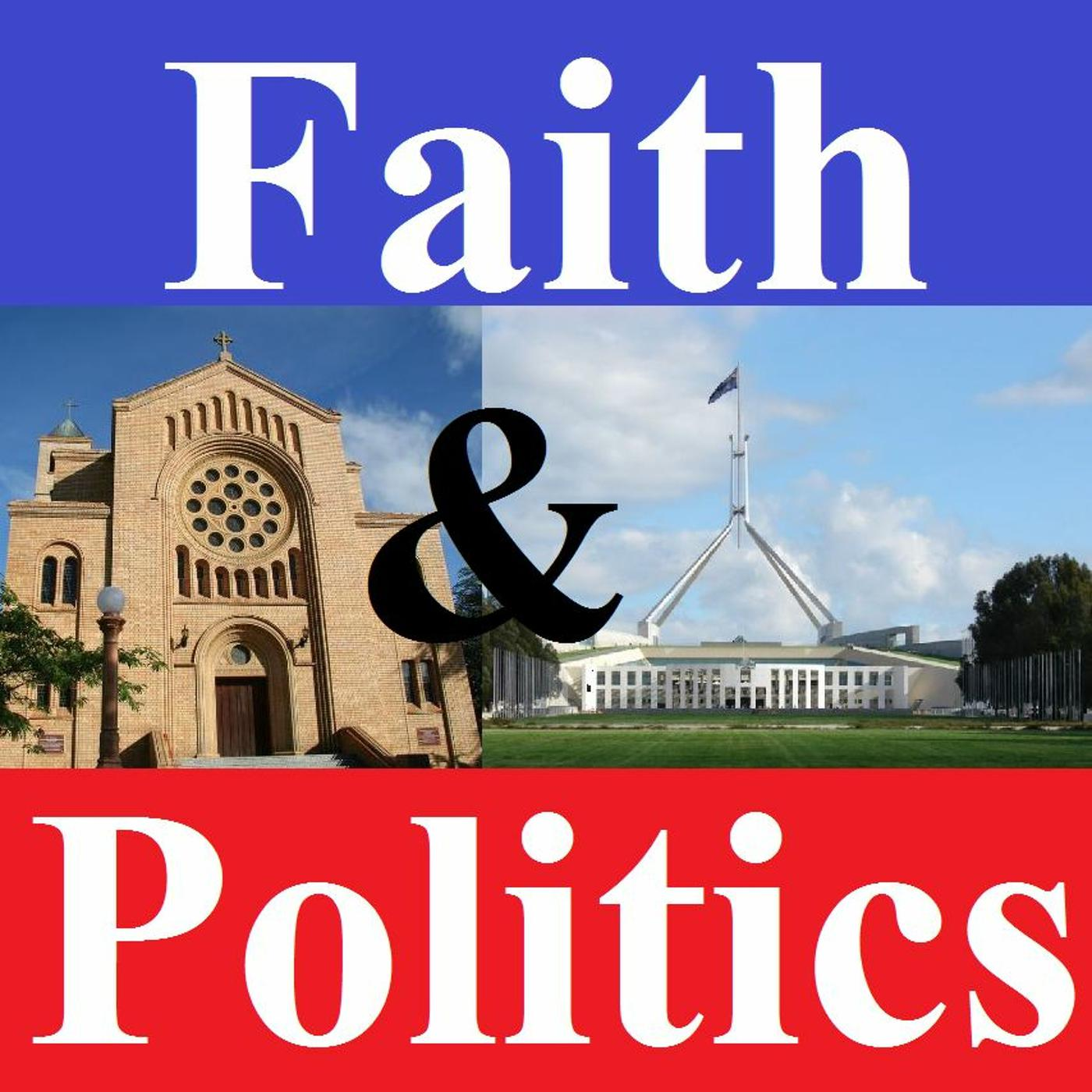 Image result for Faith and Politics podcast
