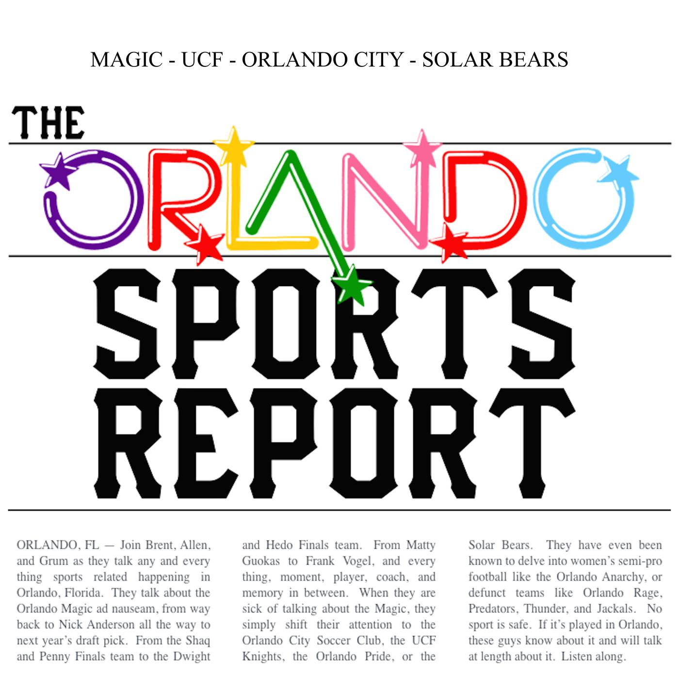 The Orlando Sports Report (podcast) - Orlando Sports Report