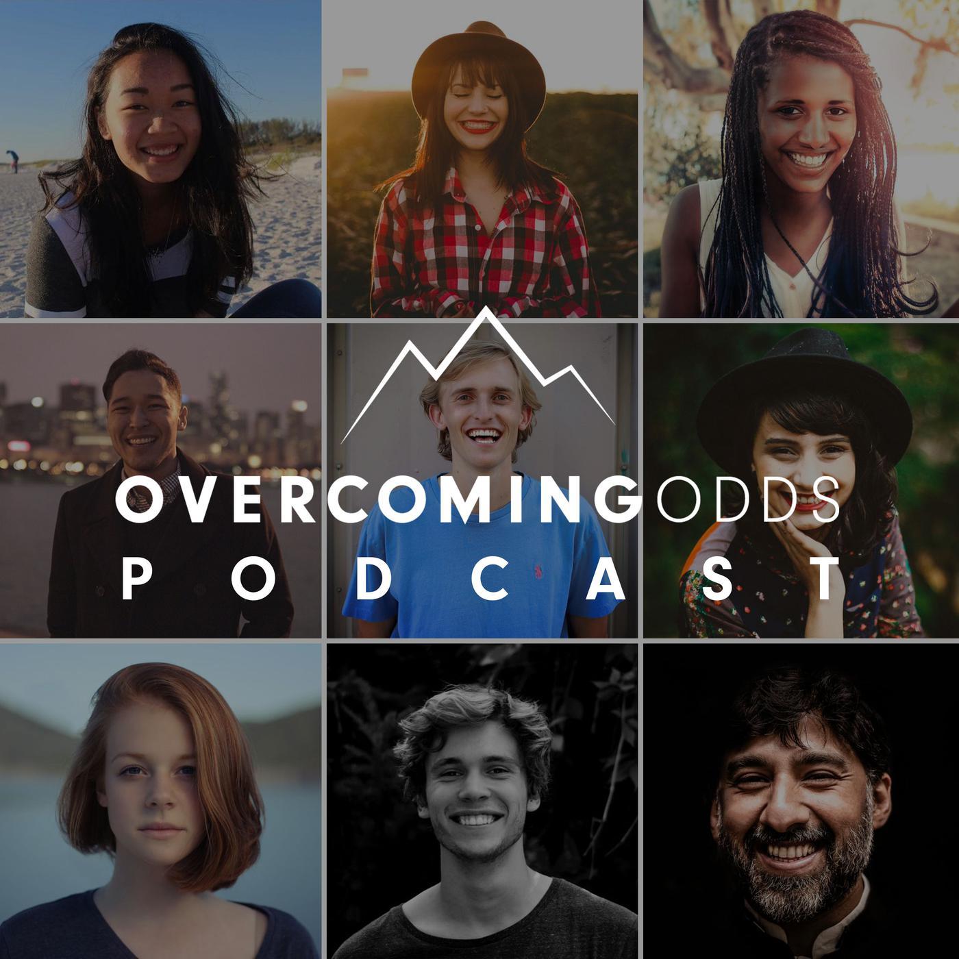 Andrea Garcia Play the overcoming odds podcast - oleg lougheed | listen notes