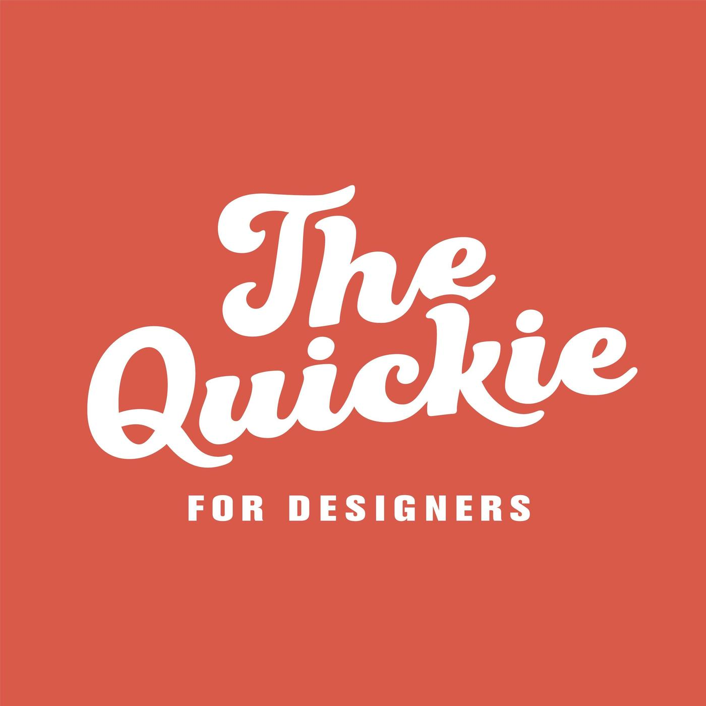 The Quickie - Interviews for Graphic Designers (podcast