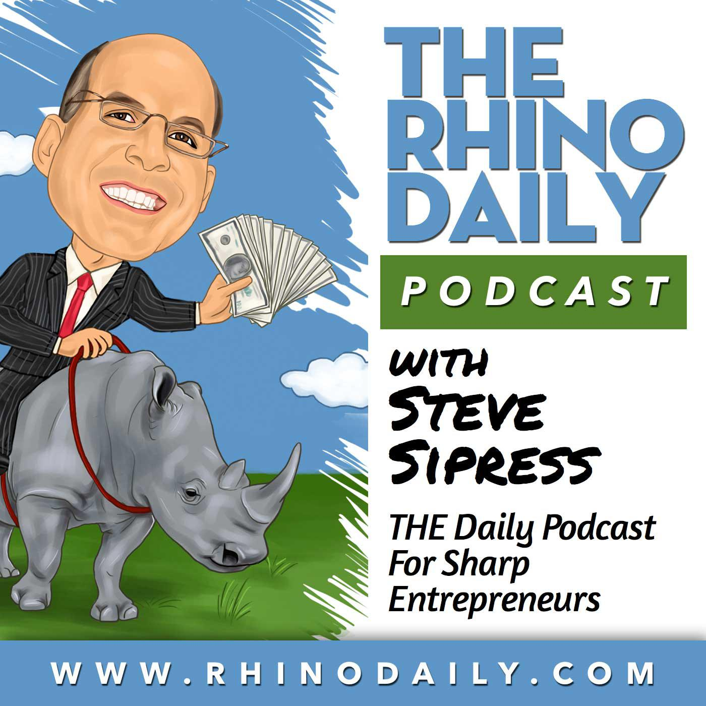 The Rhino Daily Podcast - Steve Sipress | Listen Notes