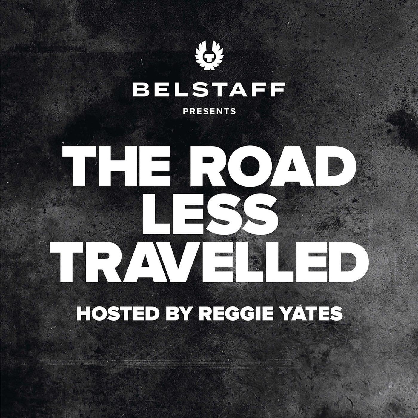 información para tienda del reino unido de calidad superior The Road Less Travelled (podcast) - Belstaff | Listen Notes