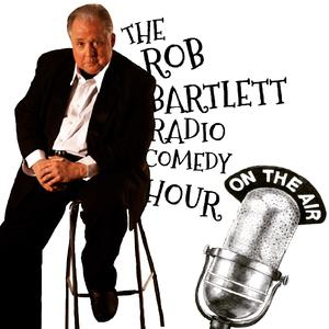 Best Improv Podcasts (2019): The Rob Bartlett Radio Comedy Hour