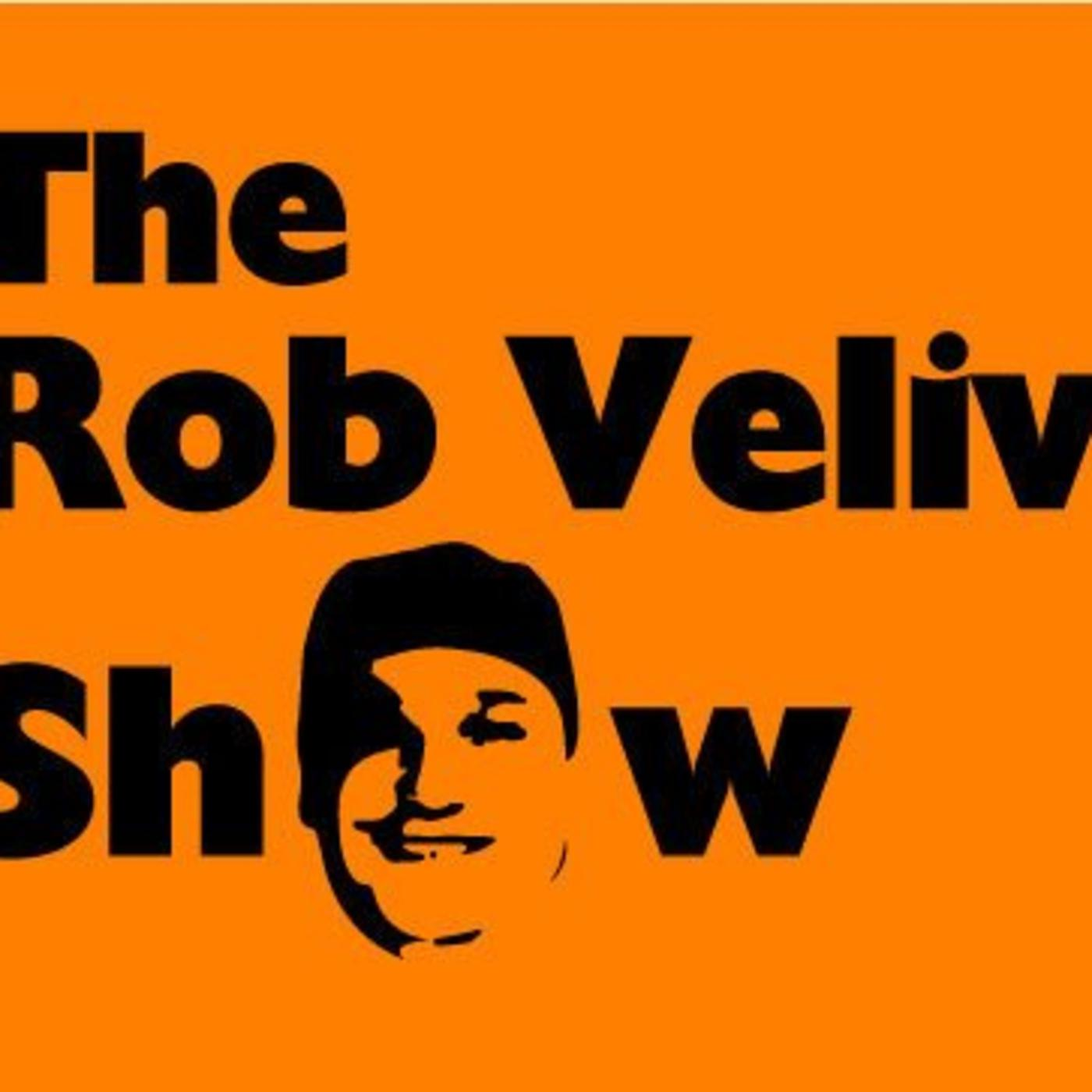 The Rob V Show (Podcast) - The Rob Velivis Show | Listen Notes