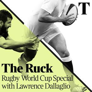 The Ruck Rugby World Cup Podcast