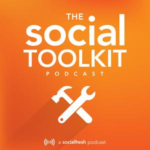 The Social Toolkit: social media marketing podcast covering digital tools, apps, software. By Social Fresh