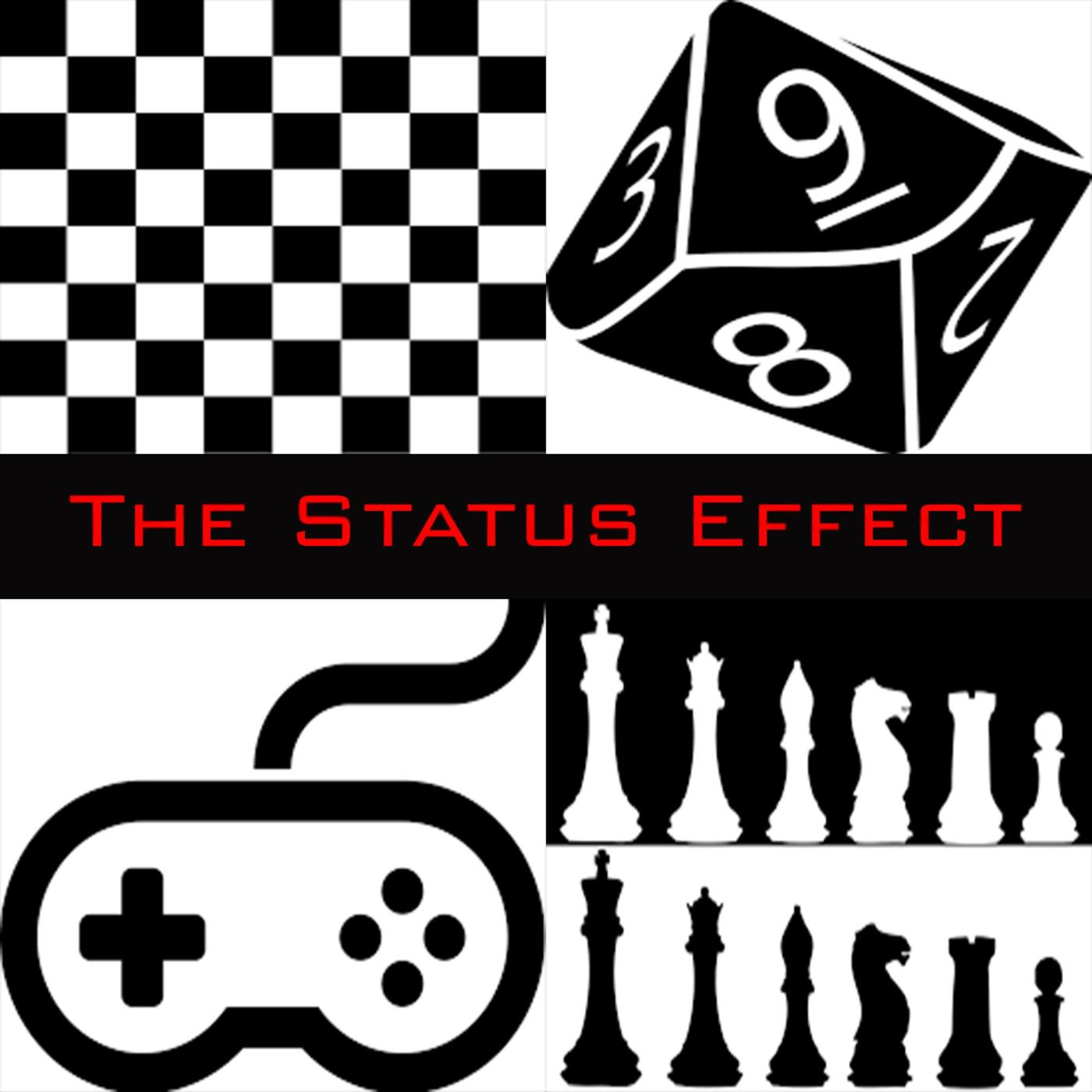 The Status Effect Podcast: A Gaming Comedy Show - The Status