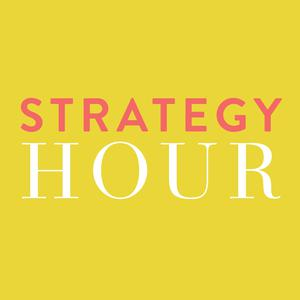 The Strategy Hour Podcast: Online Business | Blogging | Productivity - with Think Creative Collective