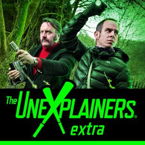 Episode 11: Did UFOs invade Swansea? - The Unexplainers Extra