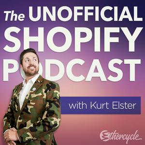 Meilleurs podcasts Design web (2019): The Unofficial Shopify Podcast