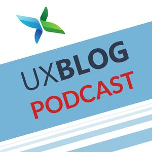 Meilleurs podcasts Design web (2019): The UX Blog: User Experience Design, Research & Strategy