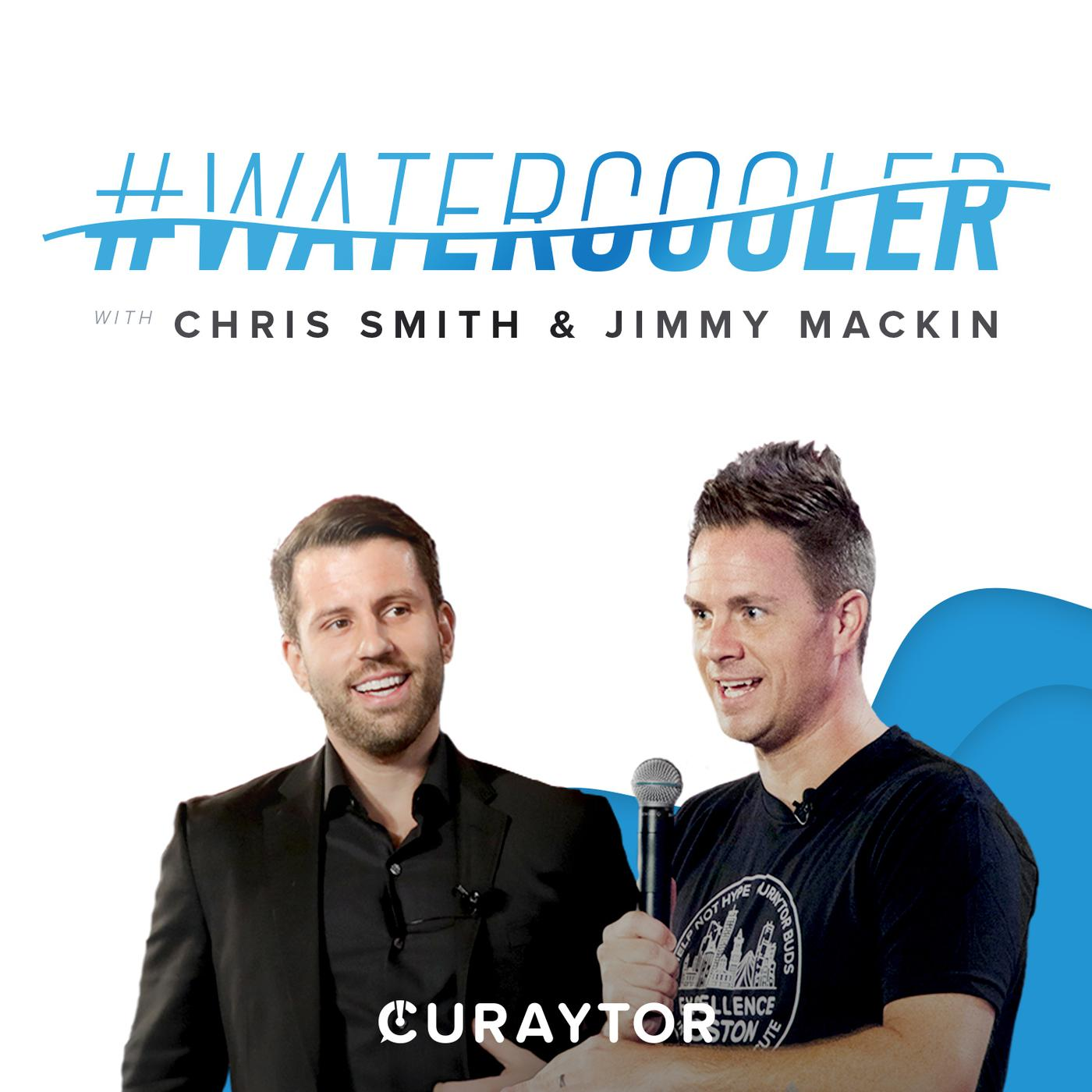 The #WaterCooler - Presented by Curaytor (podcast) - Chris