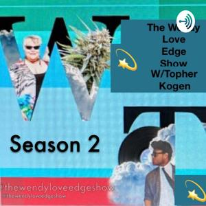 Best Alternative Health Podcasts (2019): The Wendy Love Edge Show with Topher Kogen