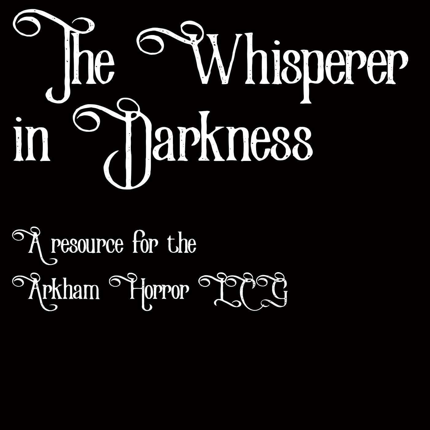 The Whisperer in Darkness (podcast) - Manfromleng   Listen Notes